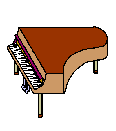 Pictograma de PIANO