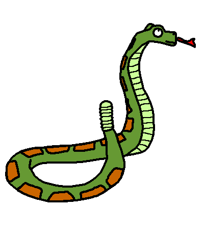 Pictograma de SERPIENTE